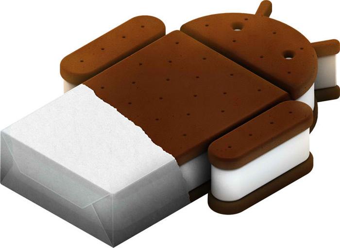 次期Android「Ice Cream Sandwich」