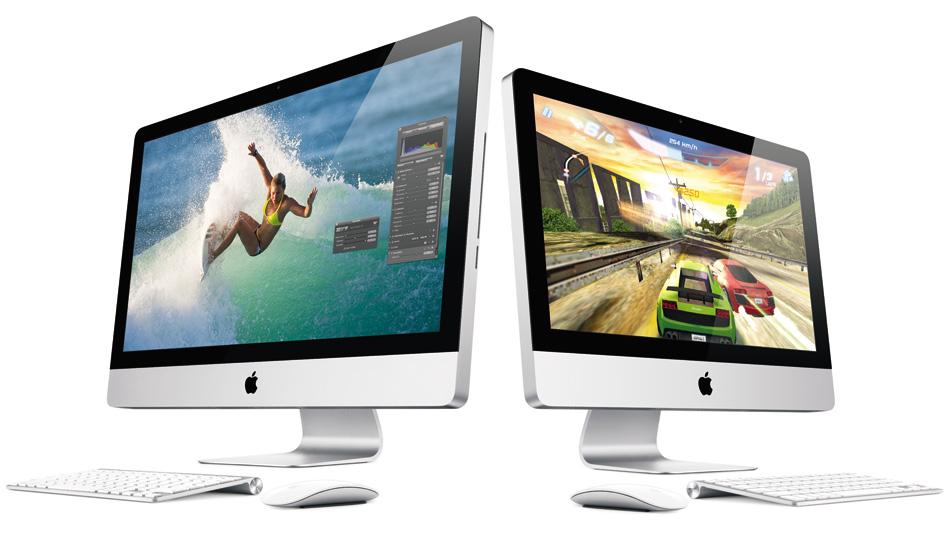 Sandy Bridge搭載の新型iMac