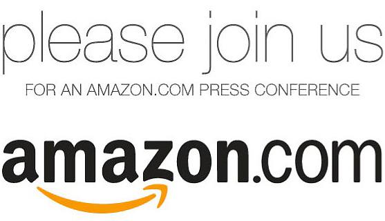 Amazonタブレット発表イベント