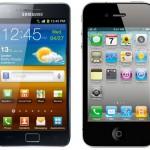 GalaxyとiPhone、特許侵害で対立