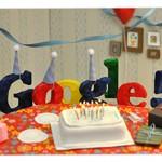 Google設立13周年