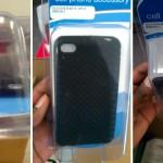iPhone 5 シリコンカバー