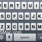 iPhone 5のアシスタント機能