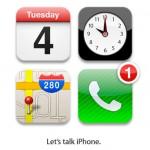 iPhoneイベント招待状