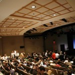 Apple Town Hall Auditorium