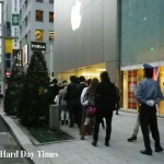 Apple Store, Ginza「iPhone 4s」在庫あり