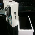 iPhone 4S、ドイツ顧客に早くも届く
