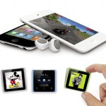 第5世代iPod touchと第7世代iPod nano