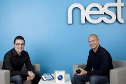 Nest Labsトニー・ファデル氏とマット・ロジャース氏