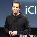 Apple Scott Forstall氏