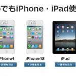 SIMフリーのApple製品販売「simfree*apples」