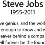 Steve Jobs氏逝く