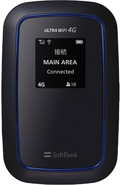 ULTRA WiFi 4G SoftBank 101SI