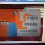 AT&TのLTE対応microSIMカード