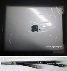 iPad 3 バックパネル外観写真
