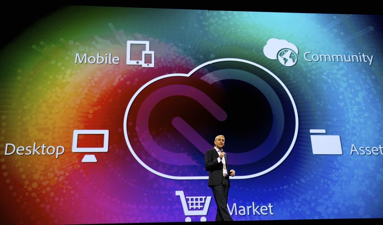 Adobe MAX 2014=モバイルでのクリエイティビティを発表