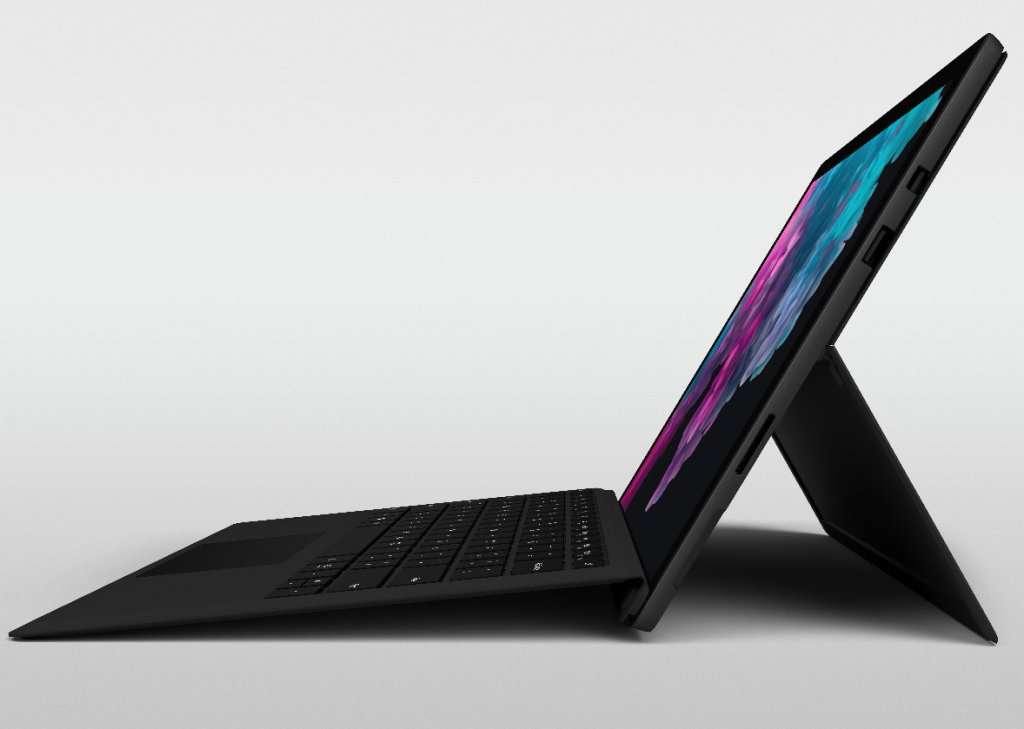 Surface Pro 6 (black)