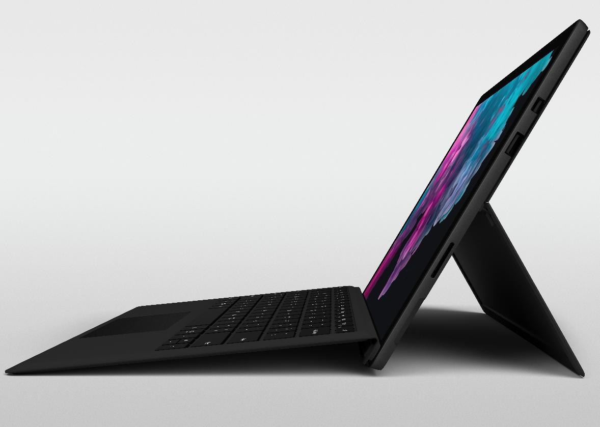 Surface Pro 6 (black)